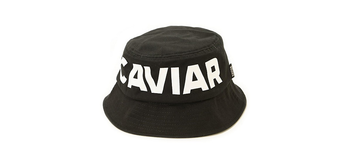 "Pick up the Pieces: ""Caviar Cartel Bucket Hat"""